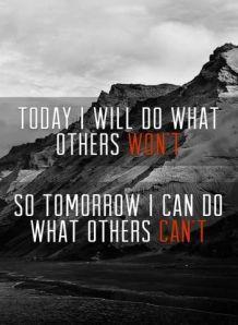 I WILL DO